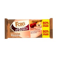 Fox's Viennese Raspberry Melts 180g