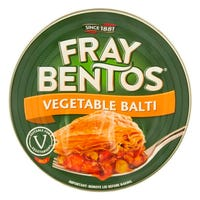 Fray Bentos Vegetable Balti Pie 425g