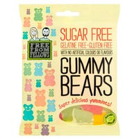 Free From Fellows Gummy Bear Sweets 70g