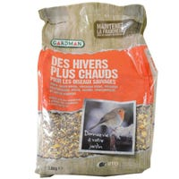 Gardman Warmer Winters Wild Birds 1.8kg