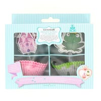 Princess & Frog Cupcake Kit
