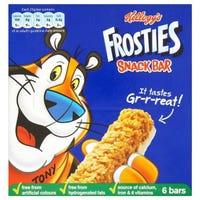Kellogg's Frosties Snack Bar 6 x 25g