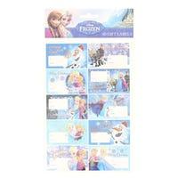 Disney Frozen Gift Labels 40 Pack