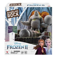 Frozen 2 Rumbling Rock Game