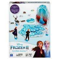 Frozen 2 Snowflake Journey Matching Game