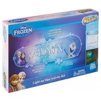 Disney Frozen Light-Up Sign Activity Kit