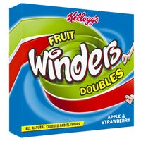 Kellogg's Fruit Winders Strawberry and Apple 5 Pack