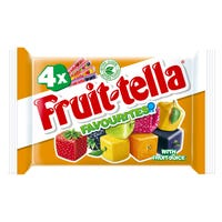 Fruit-tella Favourites 4 Pack