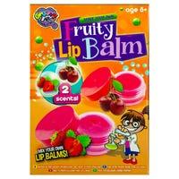 Groovy Labz Science Set in Fruity Lip Balm