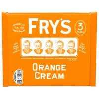 Fry's Orange Cream 3 Pack