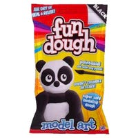 Fun Dough Model Art Black