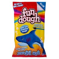 Fun Dough Model Art Blue