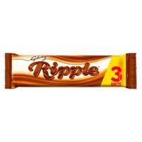 Galaxy Ripple Chocolate Bars 3 Pack