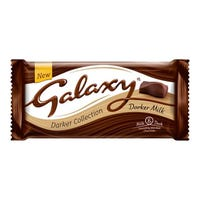 Galaxy Darker Milk Chocolate Bar 110g