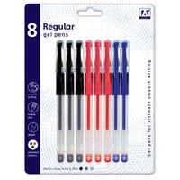 Gel Pens 8 Pack