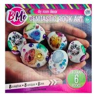 Gemtastic Rock Art