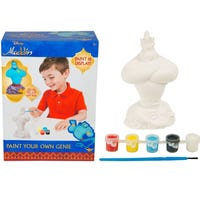Aladdin Paint Your Own Figure