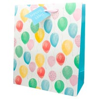 Luxury Ladies Extra Large Balloons Gift Bag