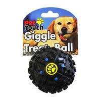 Dog Giggle Treat Ball