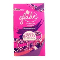 Glade One Touch Refill Exotic Bazaar 2 Pack