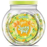 Gliese Juicy Pop Mango Lollies 40 Pack