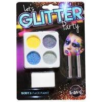 Let's Glitter Party Set