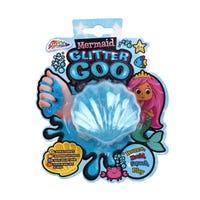 Mermaid Glitter Goo Putty