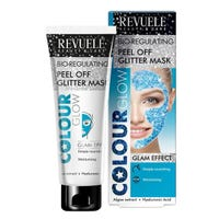 Revuele Peel Off Glitter Mask Blue