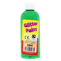 Glitter Paint in Green 200ml