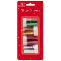 Glitter Shakers 4 Pack