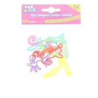 Fab Glitter Bandz 6 Pack