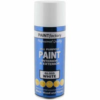 Colour It Brilliant White Gloss 400ml
