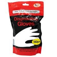 Multi - Purpose Disposable Gloves 150 Pack