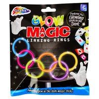 Glow Magic Tricks Linking Rings