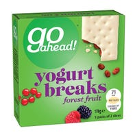 Go Ahead Forest Fruit Yoghurt Breaks 5 Pack