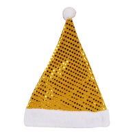 Santa Hat Gold