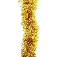 Gold Tinsel 2m