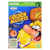Nestle Golden Nuggets Cereal 375g