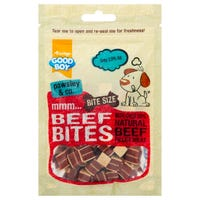 Good Boy Beef Bites Dog Treats 65g