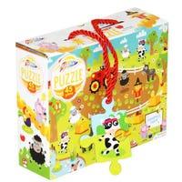 Oak Apple Farm Puzzle 48 Pack