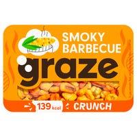 Graze Smoky BBQ Crunch Punnet 53g