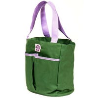 Briers Green and Purple Garden Bag