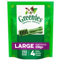 Greenies Original Dental Treats for Large Dogs 170g