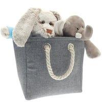 Collapsible Storage Bag Grey