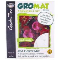 Mr Fothergills Red Flower Gro-Mat