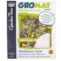 Mr Fothergills Wildflower Gro-Mat