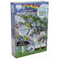 Fairy Garden Unicorn Shakers Blue Garden