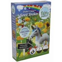 Fairy Garden Unicorn Shakers Yellow Garden
