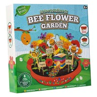Grow and Decorate Your Own Bee Flower Garden