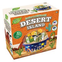 Grow and Decorate Your Own Desert Island
